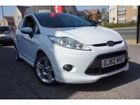 2012 Ford Fiesta 1.6 Zetec S 3dr Manual Petrol Hatchback