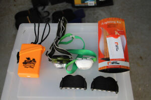 Miscellaneous Camping Gear