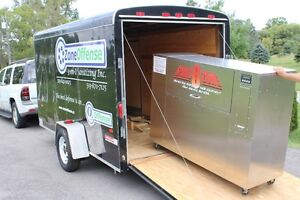 Mobile Sport O Zone Equipment and Cargo Trailer for Sale. London Ontario image 3