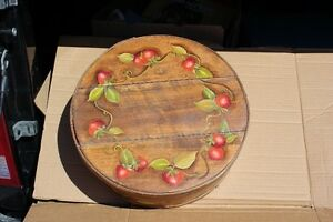 DECORATED CHEESE  BOX