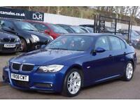 2008 08 BMW 3 SERIES 2.0 318I M SPORT 4D 148 BHP