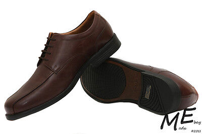 New Clarks Beeston Stride Leather Men Shoes Size 11 5  Msrp  120