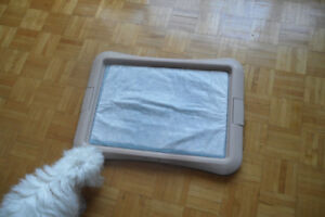 pade pour pipi chiot neuf payer 19.99