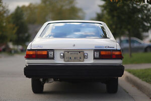 1981 Toyota CORONA, Liftback, Luxury Edition