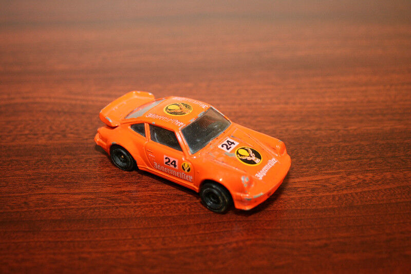 Corgi Porsche 911 Turbo Toy Car Made In Gt Britain Arts