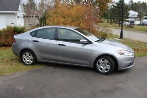 2014 DODGE DART SE ONLY 13600 KMs
