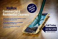 Commercial Cleaning Contracts wanted