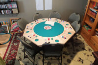 Very nice poker table