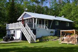 Chalet ou Maison Lac Taureau