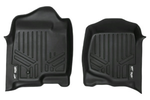 Front floor liners for Chev GMC trucks