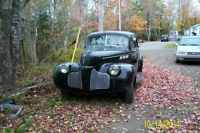 very rare 1940 pontiac arrow canadian