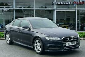 image for 2017 Audi A6 S line 2.0 TDI ultra  190 PS S tronic Auto Saloon Diesel Automatic