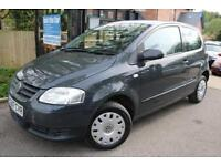 2007 Volkswagen Fox 1.2 Urban Grey 3 Dr FSH Long MOT Low Miles Finance Available
