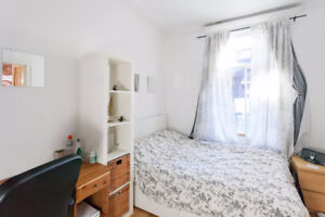 sunny room in the plateau - $665 all included