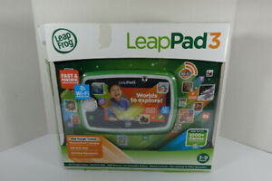 LeapFrog LeapPad3 Leap Pad 3 Kids' Learning Tablet with Wi-Fi
