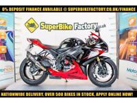 2014 14 SUZUKI GSXR750 750CC 0% DEPOSIT FINANCE AVAILABLE