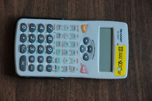 Calculatrice Sharp EL-531V