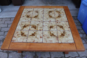 Square Coffee Table - $80