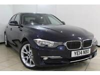 2014 14 BMW 3 SERIES 2.0 320D LUXURY 4DR AUTOMATIC 184 BHP DIESEL