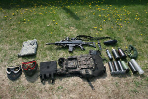 kit paintball Tippman A5
