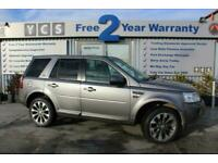 2011 Land Rover Freelander 2 2.2 SD4 HSE 5d 190 BHP (FREE 2 YEAR WARRANTY) Estat