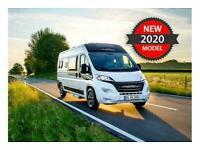 Carthago Malibu 600 DB Low Bed Van Conversion 2.3 Automatic Diesal
