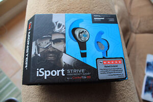 Monster iSport Strive In-Ear Headphones with Control Talk (new)