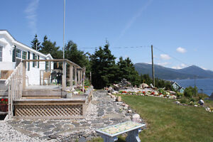 Ocean View Property For Sale - Gros Morne National Park