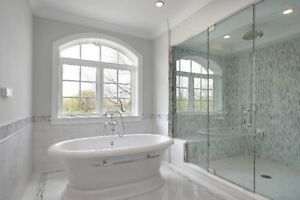 CUSTOM GLASS SHOWER DOORS glassko.ca 416-716-5544