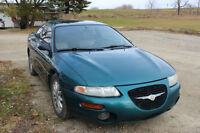 1998 Chrysler Sebring LXi Coupe (2 door) 2.5L V6