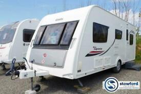 Elddis Supreme 515, 2014, 5 Berth, Touring Caravan