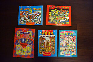 32 Kids Search & Find, Mazes, I Can Draw and other activity book Oakville / Halton Region Toronto (GTA) image 4