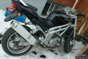 Hyosung comet 650 certified in very good conditions