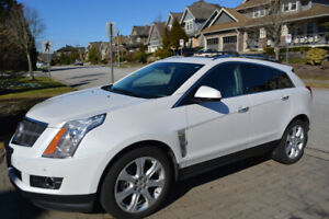 2010 CADILLAC SRX TURBO......WITH ONLY 60K KMS!!