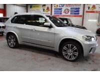 2012 12 BMW X5 3.0 XDRIVE40D M SPORT 5D AUTO 302 BHP DIESEL