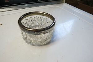 antique sugar / candy bowl