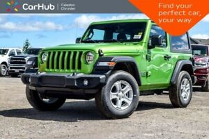 2019 Jeep Wrangler New Car Sport S|4x4|Hard Top|Backup Cam|Bluet