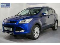 2015 Ford Kuga 2.0 TDCi 180 Titanium X 4x4 With Panoramic Roof, Full Leather, Pr