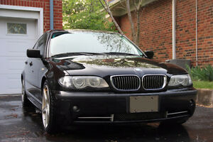 2002 BMW 3-Series Sedan with Sport & Premium Package - 5 Speed