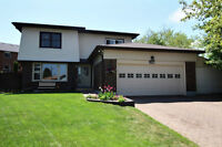 4+1 Bdrm Home in Pickering w/ Finished Bsmt, Hot Tub & Pool