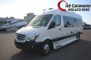 2018 Pleasure-Way Plateau TS ! 2018  Classe B mercedes sprinter