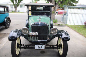 1927 Model T Ford Touring Convertible