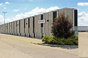 2092 Sq Ft Office/Warehouse - End Bay - West End