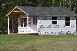 *** Cottages or Storage Sheds ***FLAGSTONE***ROCK***