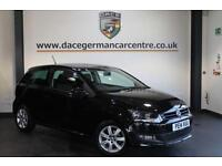 2014 14 VOLKSWAGEN POLO 1.2 MATCH EDITION 3DR 69 BHP