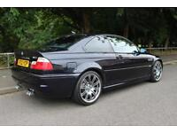 2002 BMW 3 SERIES M3 COUPE PETROL