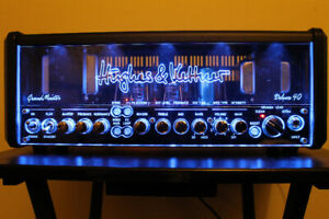Hughes & Kettner Grandmeister Deluxe 40 & Footswitch/ No Trades
