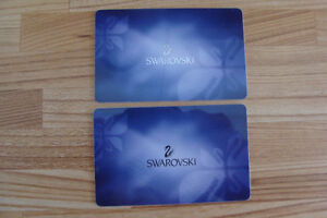 Gift Cards for Swarovski