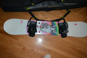SNOWBOARD PACKAGE!!!!!AMAZING DEAL!!!