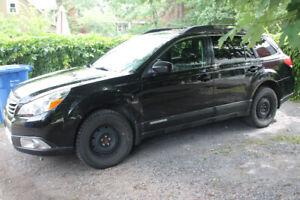 Subaru outback 2011  à vendre